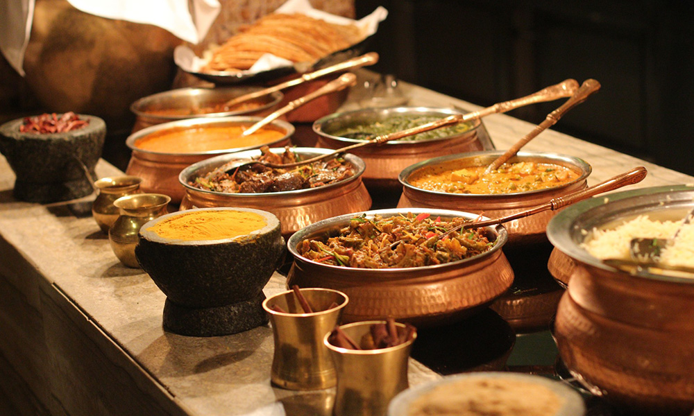 Enjoy a delicious meal from Taste of India Winchester today.